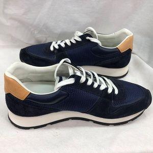 Authentic Louis Vuitton Men 7.5 Abbesses Sneaker